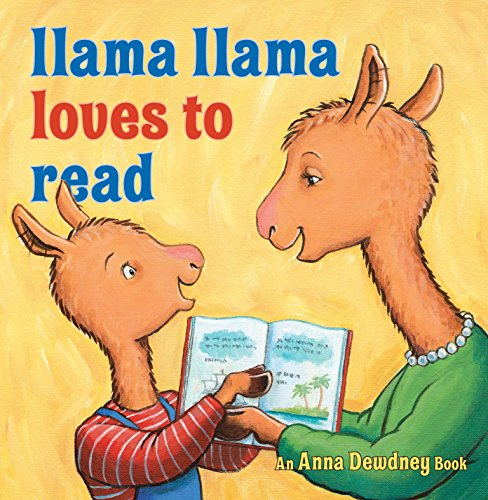 Llama Llama Loves to Read (English Edition)