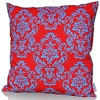 Sunburst Outdoor Living 45cm x 45cm MOTION Federa decorativa per cuscini per divano, letto, sofà (Tan Toss Cuscino)