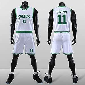 supporto personalizzato Gilet Pantaloncini LAFE NBA Abbigliamento Basket NBA da uomo Michael Jordan Pantaloncini da basket Summer Jersey Completo da basket Tops and Shorts Set