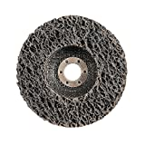 Silverline 980651 Disco abrasivo de Poli carburo, 0 V, Negro