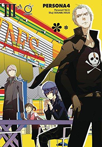 Persona 4 Volume 3 por Atlus