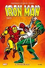IRON-MAN INTEGRALE T08 1973 de Steve Gerber