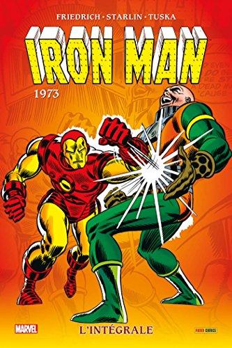 IRON-MAN INTEGRALE T08 1973 (PAN.MARVEL CLAS)