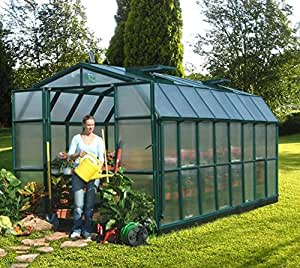 2,7M X 5,1m Abri de jardin grand Gardener 48