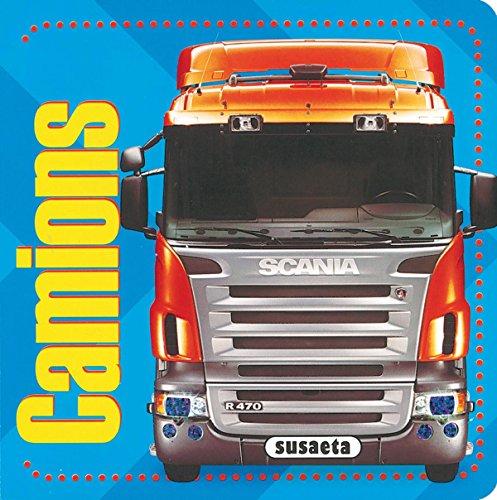 Camions (Toca Els Transports) por Equipo Susaeta