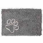 Bunty Soft Microfibre Pet Dog Puppy Cat Mat Bed Doormat Absorbant Muddy Wet Paws - X-Small - 46.5cm x 31cm 6