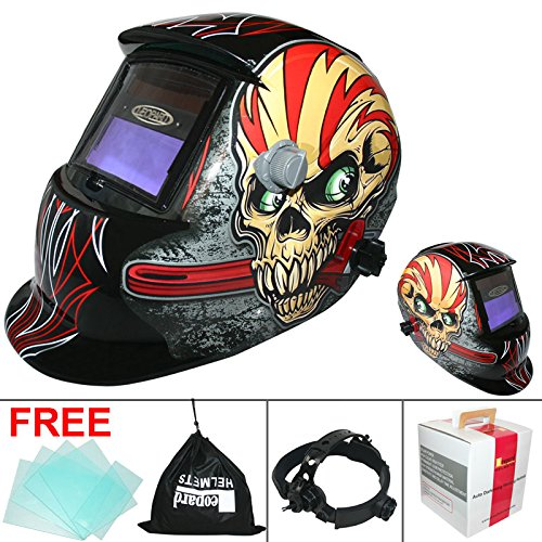 new-style-leopard-leo-wh86-skull-hammer-solar-powered-auto-darkening-welding-helmet-with-5-free-spar