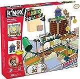 K'Nex Super Mario Bros - Set construcción Deluxe Prongo, 208 piezas (Fábrica de Juguetes 41012)