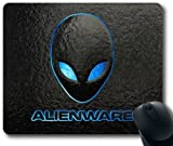 Alienware Computer Logo Mousepad, Angelcase Store Custom Rectangular Mouse Pad
