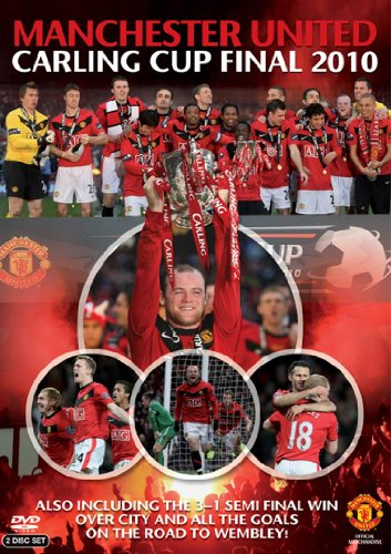 Manchester United – Carling Cup Final 2010 [DVD]