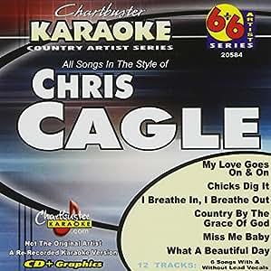 Karaoke Chris Cagle