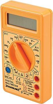 Silverline 589681 digitale multimeter AC en DC