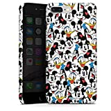 Apple iPhone 8 Plus Hülle Premium Case Cover Disney Mickey Mouse Goofy Donald Duck Minnie Mouse Fanartikel Geschenke