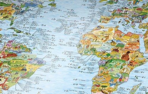 25 00 awesome maps surftrip mapsurfweltkarte ausf wiederbeschreibbar englisch - Awesome englisch ...