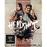 Headshot - Steelbook