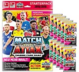 Topps Match Attax 2018/19 - 1 Starter + 10 Booster - Deutsch