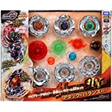 Beyblade BBG24 ULTIMATE SYNCHROM DX Set Attack & Balance Type Zero G Series [... (japan import)