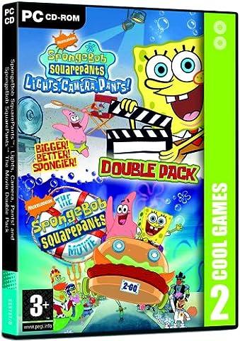SpongeBob SquarePants Lights, Camera, Pants! and SpongeBob SquarePants - The