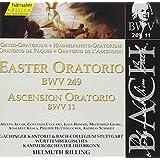 Edition Bachakademie Vol. 77 (Osteroratorium / Himmelfahrtsoratorium)