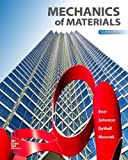 Mechanics of Materials 7th (seventh) by Beer, Ferdinand, Johnston, Jr., E. Russell, DeWolf, John, Ma (2014) Hardcover