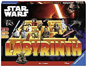 STAR WARS Star Wars-00.026.666 Juego de Mesa,, 7 a&ntildeos (Ravensburger 26666 1)