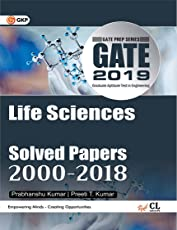 Gate Paper Life Sciences 2019 (Solved Papers 2000-2018)