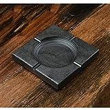 Aschenbecher LITING-Wang Marmor Kreative Persönlichkeit Retro Büro Stein Wohnkultur