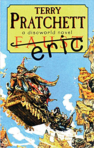 Cover of Eric (Discworld 9)
