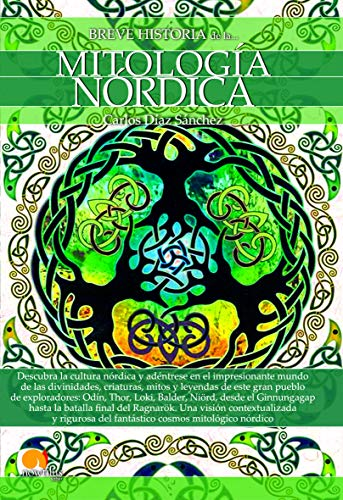 Breve historia de la mitología nórdica por Carlos Díaz Sánchez