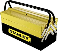 Stanley 1-94-738 5 Tray Metal Tool Box