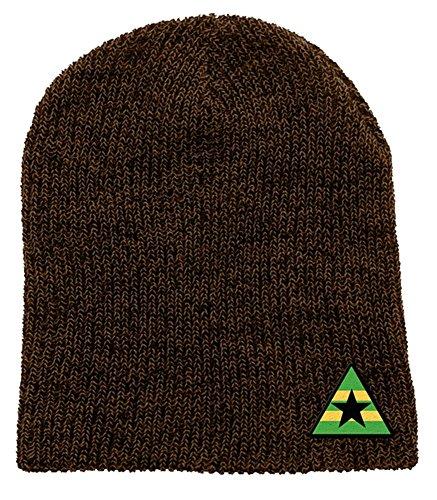 Firefly Browncoats Triangle Logo Knit Beanie Hat