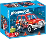 Playmobil 4822 City Action Fire Chief's Car