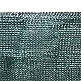 Tessuto rete ombreggiante frangivista cop.90% minirotolo h...