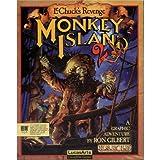 Monkey Island 2 (24inch x 30inch / 60cm x 76cm) Silk Print Poster - Seide Plakat - F7F791