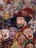 James Ensor - Sa vie, son oeuvre - Catalogue raisonné des peintures
