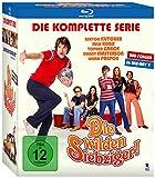 Die wilden Siebziger - Die Komplettbox mit allen 200 Folgen auf 16 Blu-rays