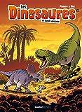 Les dinosaures en bande dessinée. 5 / scénario Arnaud Plumeri | Plumeri, Arnaud. Auteur