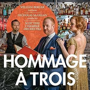 Hommage à Trois - Mozart; Haydn; Cimarosa (Hybrid SACD - plays on all CD players)