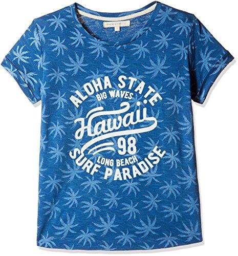 Chemistry Girl Girls' T-Shirt (GA17-408KTTEESSV_Blue_11/12)