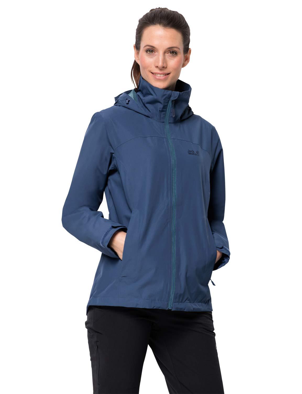 61E%2BpLKD04L - Jack Wolfskin Women's Evandale Hardshell Jacket