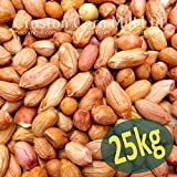 25kg *Wheatsheaf* Premium Grade Peanuts for Wild Birds Bulk Plain Bag