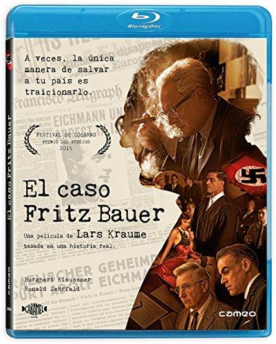El caso Fritz Bauer [Blu-ray] 61E 2Brw 2BJ1EL