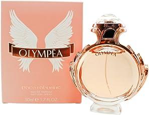 Paco Rabanne Olympea Femme/Women, EDP Vaporisateur, 1er Pack (1 x 50 ml)
