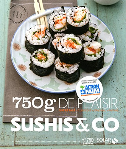 750g sushi par COLLECTIF
