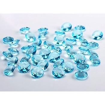 Amazon De 100 Stuck Dekosteine Diamanten 1 2 Cm Steru Deko