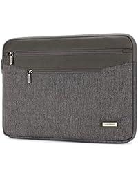 LONMEN Imperméable Housse de Protection pour 12.5 - 13 Pouces Ordinateur  Portable 13