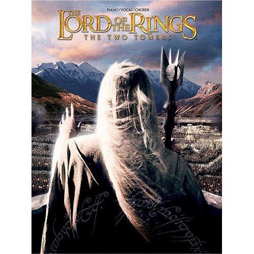 Descargar Libro The Lord Of The Rings: The Two Towers. Partituras para Piano, Voz y Guitarra(Símbolos de los Acordes) de Unknown