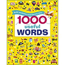 1000 Useful Words: Build Vocabulary and Literacy Skills (Dk) (English Edition)