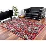 Orient Teppich Empire Rot in 24 Größen, Größe:80x160 cm