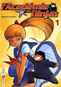 L'Académie des Ninjas Edition simple Tome 1